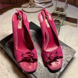 ❤️❤️❤️❤️ sexy prada sandals authentic